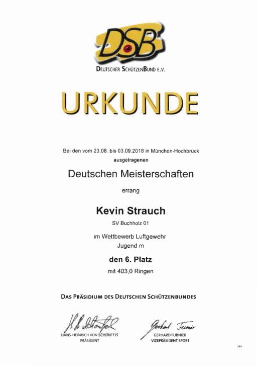 Bds deutsche meisterschaft 2019
